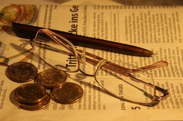 Finanzen Steuer